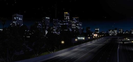 ATS gameplay Alpha build 0.1.60