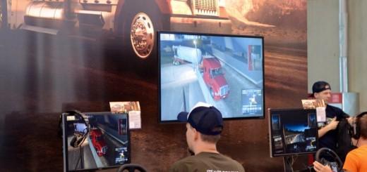 ATS gameplay  on Gamescom 2015-5