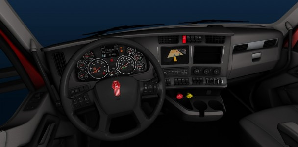 ATS trucks interior by ATS team-1
