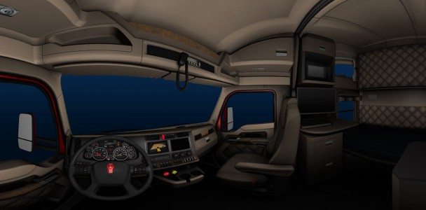 ATS trucks interior by ATS team-5