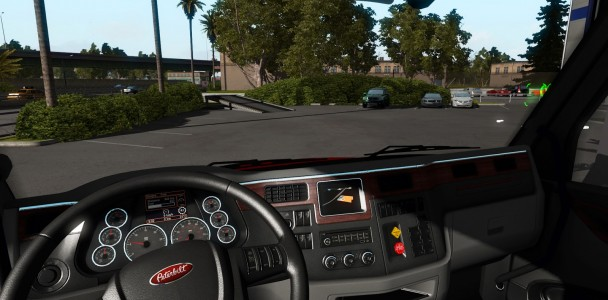 ATS trucks interior by ATS team-9
