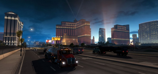 American Truck Simulator Trailer Video