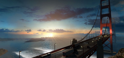 American Truck Simulator VIDEO Teaser