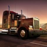 American Truck simulator will starts with Kenworth Truck-7