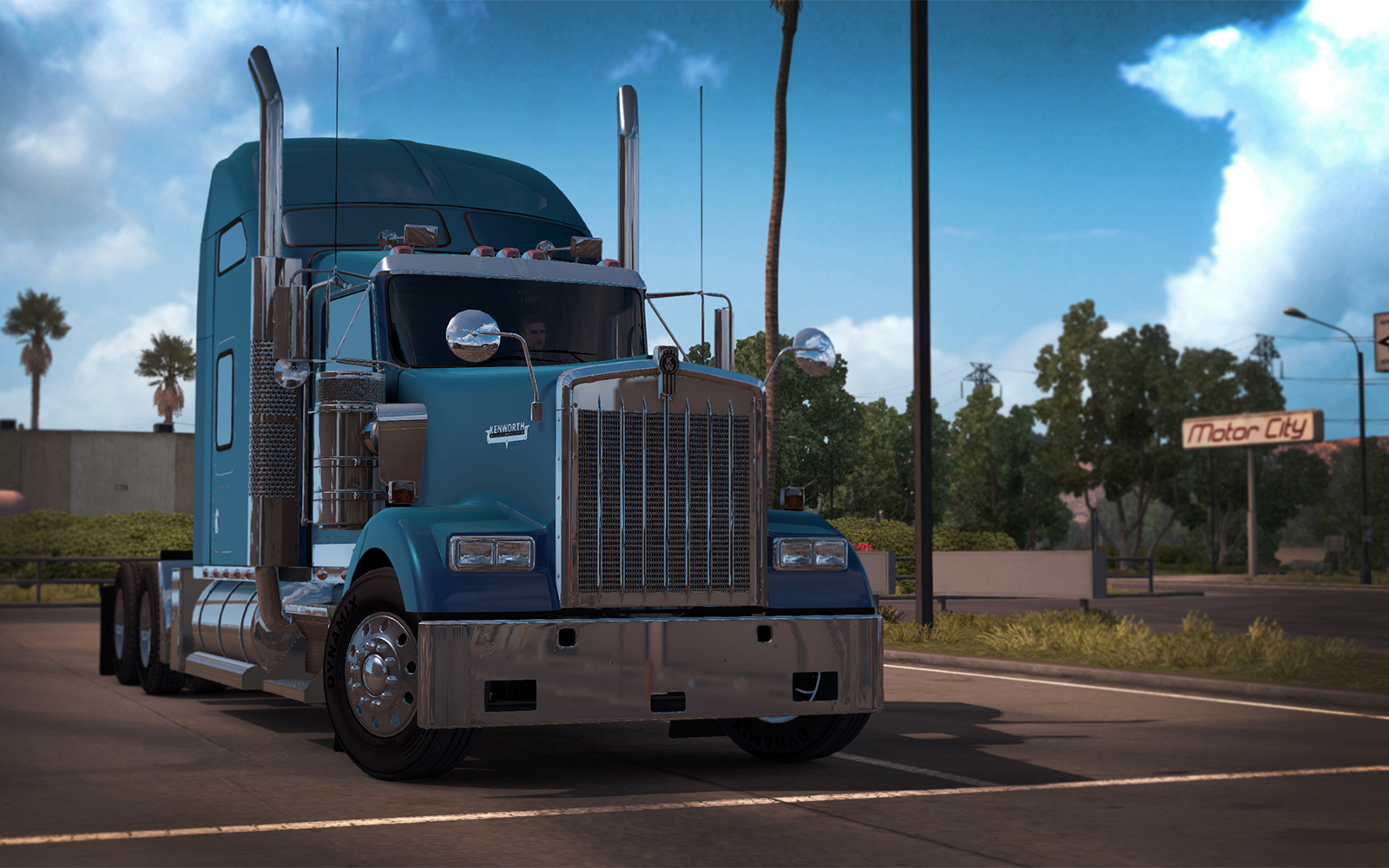 Kenworth W900 will appear in ATS soon courtesy of PACCAR