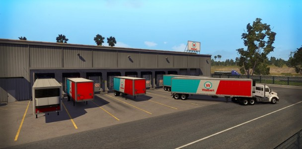SCS Software shared more ATS images-6