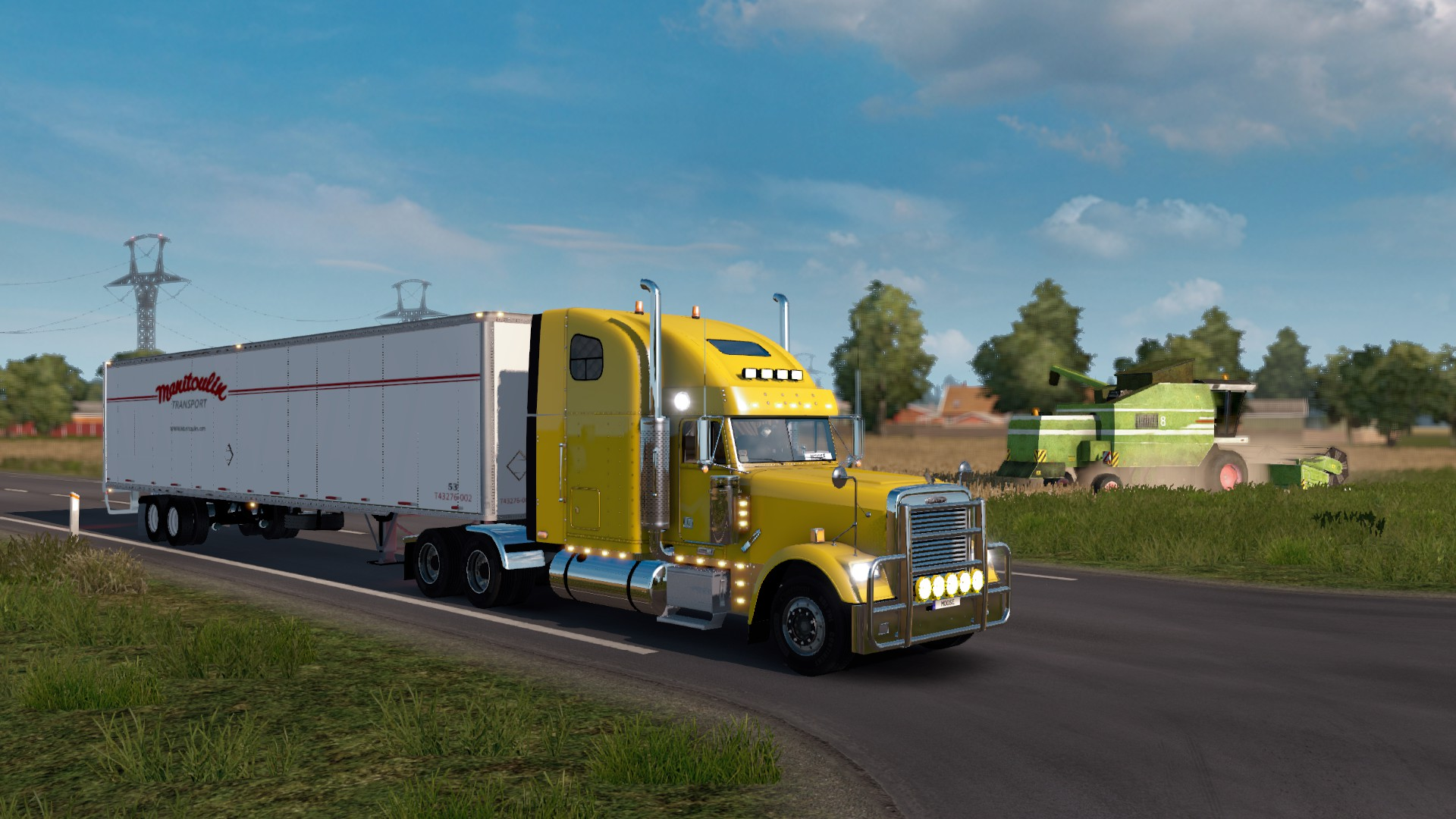 Download Free Trucks and trailers Full Version PC