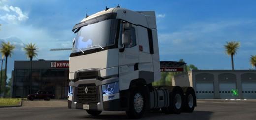 Renault T Truck ATS Mod