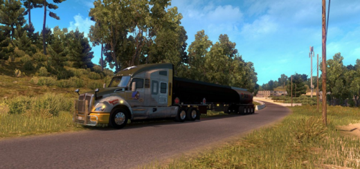 125 TONS TRAILERS, MULTIPLAYER:SINGLEPLAYER FOR ATS