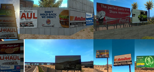 ATS Realistic Billboards2