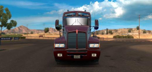 ATS TRUCKS PACK V1.1