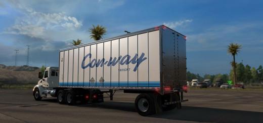 "ConWay Trailer Skin ""BOX"""