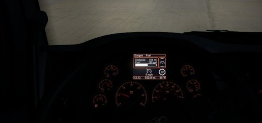 DASH BACKLIGHTS V1.0.0 INTERIOR