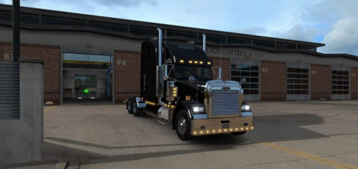 FREIGHTLINER CLASSIC XL REWORKED