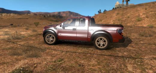 Ford F150 SVT Raptor v 1.24 (urban version) 3