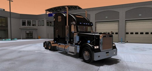 Freightliner Classic XL Update2