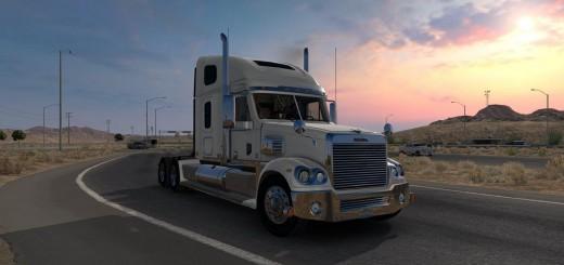 Freightliner Coronado Update 2