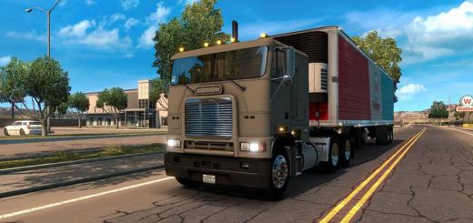 Freightliner FLB Update v 2.0