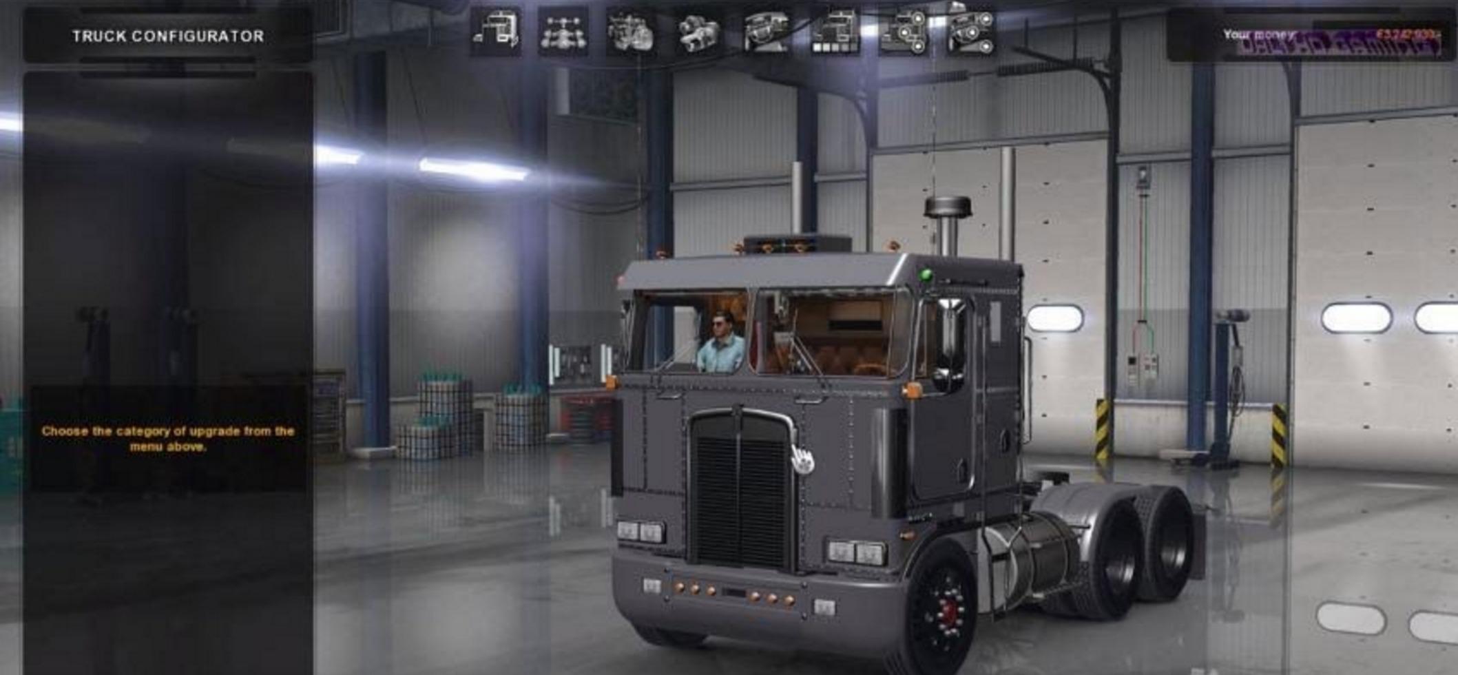 KENWORTH K100 MULTIMOD TRUCK - American Truck Simulator mod / ATS mod