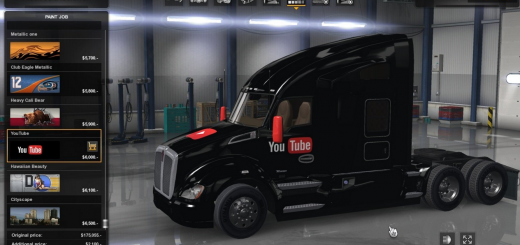 KENWORTH T680 YOUTUBE