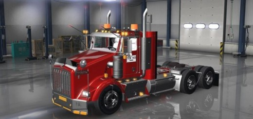 KENWORTH T800 COLOMBIA