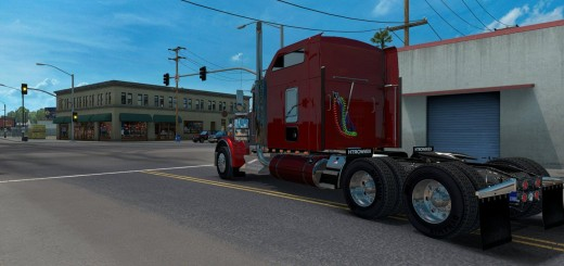 KENWORTH W900 BY SLAVA1 V1.0.0 FOR ATS-3