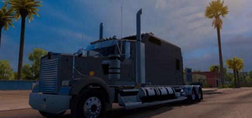 KENWORTH W900B LONG FIXED TRUCK