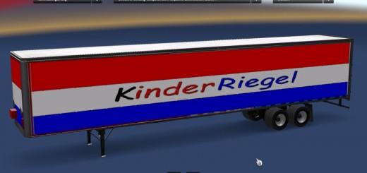 Kinder Riegel Transporte V 1.1
