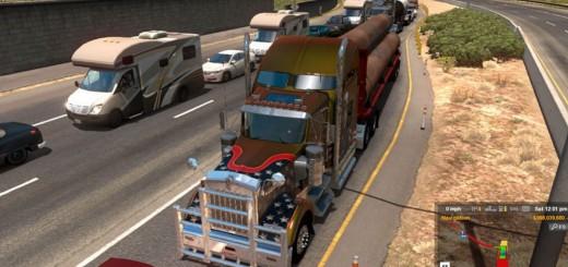 More AI Traffic 2