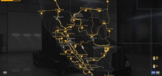 New Cities in California