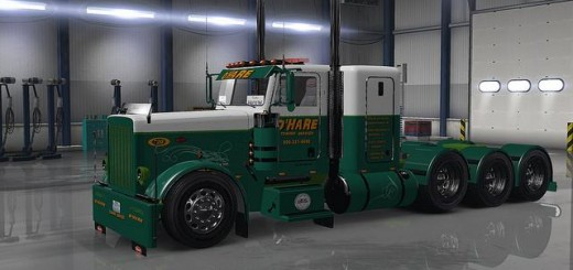 O'HARE TOWING SERVICE SKIN PACK3