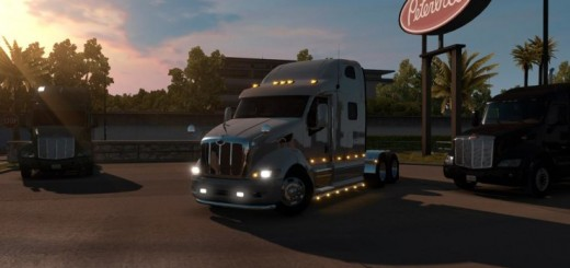 PETERBILT 387 FOR LOW-END PC TRUCK