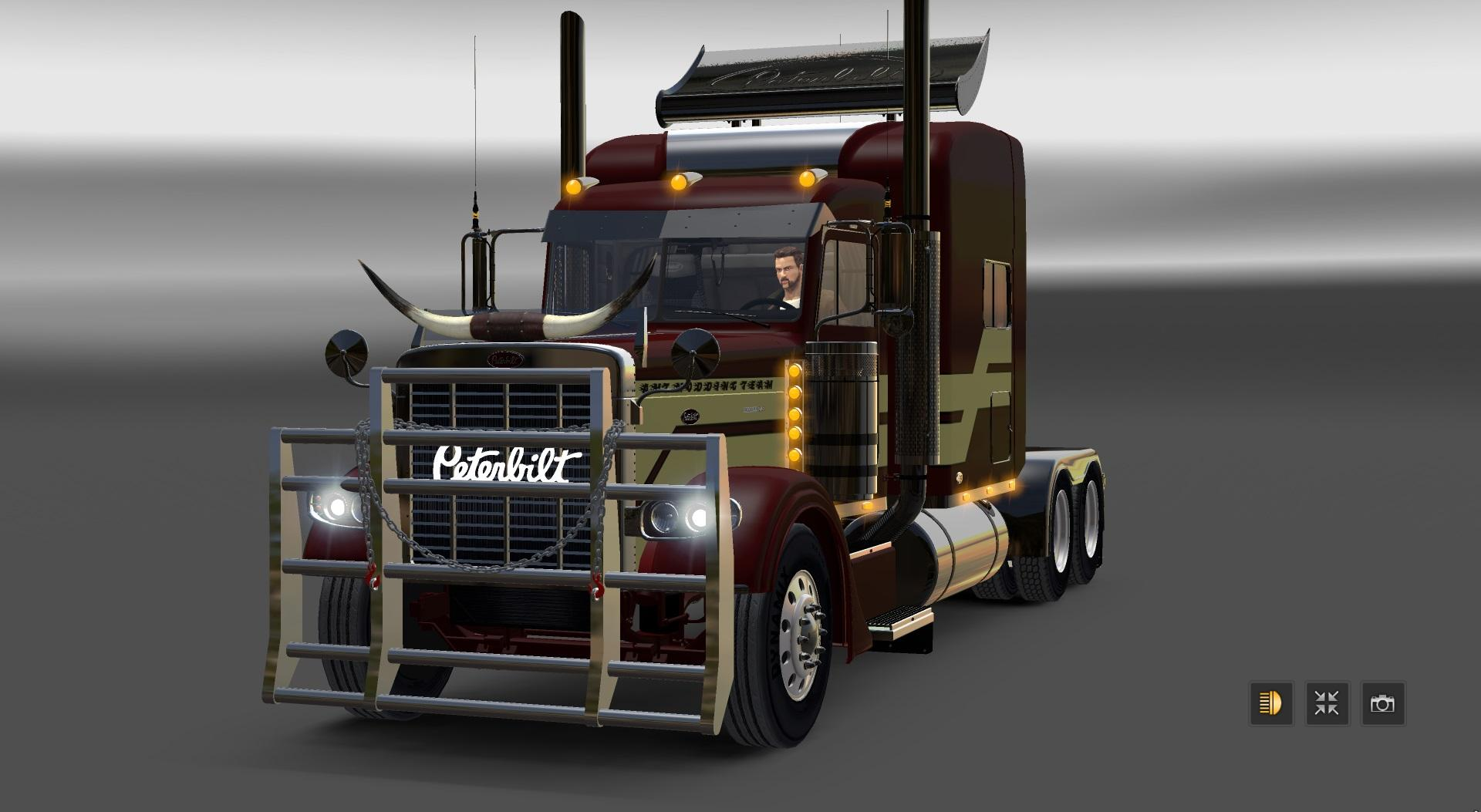 PETERBILT 389 UPDATE 0.9.1.3 - American Truck Simulator mod / ATS mod