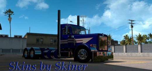 Peterbilt 389 Jarco Transport Skin 1