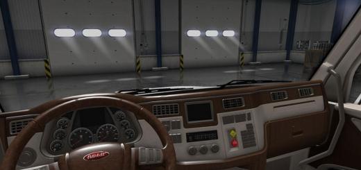 Peterbilt 579 Lux Interior 3