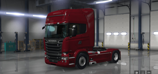 RJL SCANIA T & RS & PETERBILT_389+FIX LKW-PACK