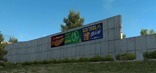 Real Brands for Billboards, Citys and some Props 2