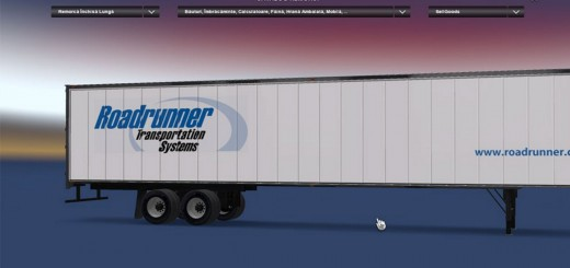 Roadruner Trailer 2
