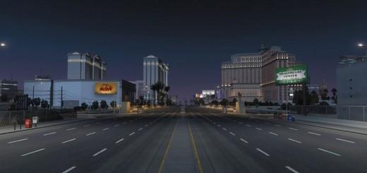 ROUTE ADVISOR MOD COLLECTION V4 6 - American Truck Simulator
