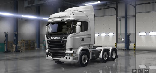 Scania Streamline 2
