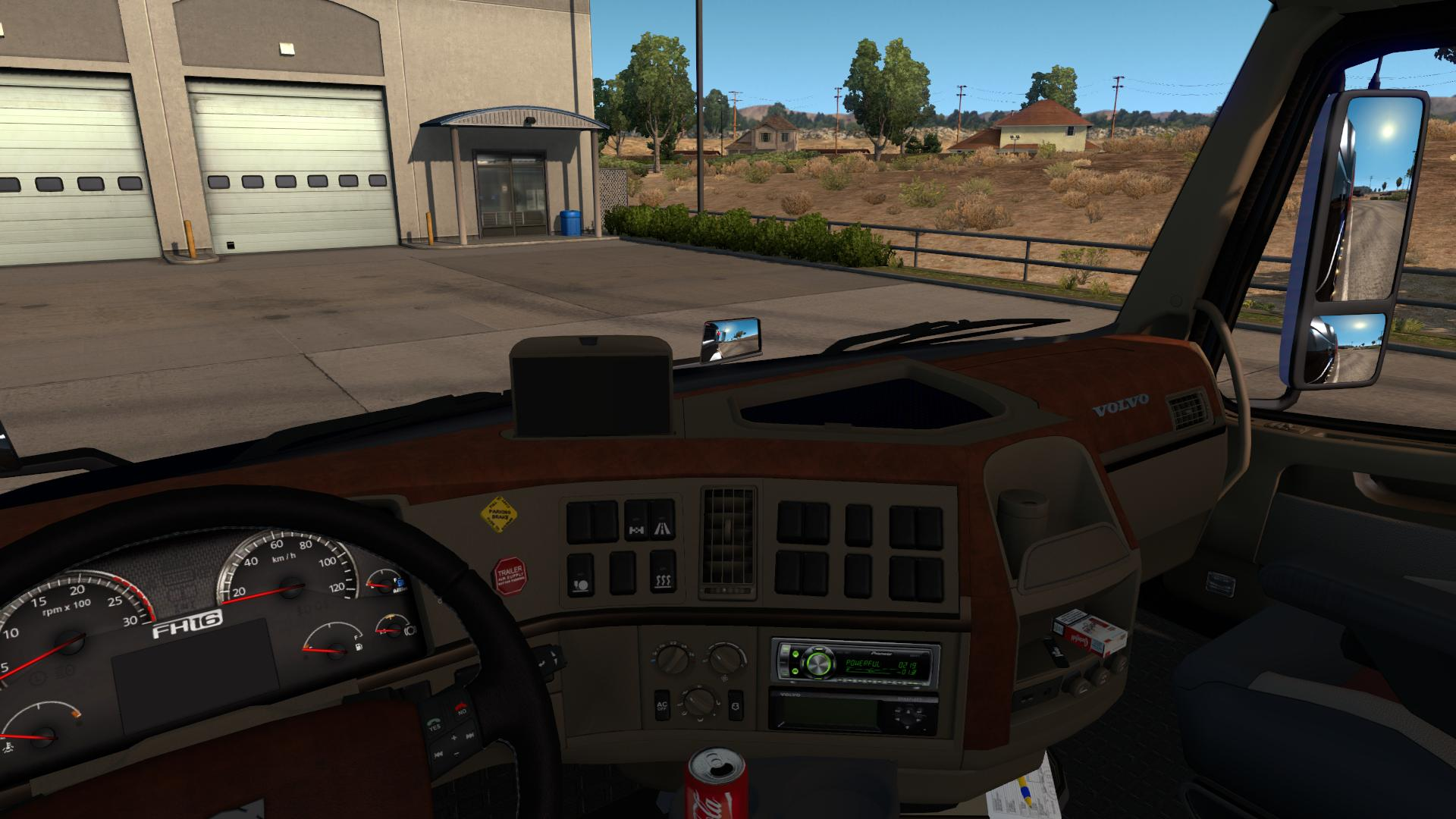 volvo vnl - american truck simulator mod / ats mod