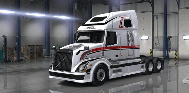 2017 Volvo Semi Pictures To Pin On Pinterest Pinsdaddy