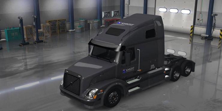 skins - american truck simulator / ats mods