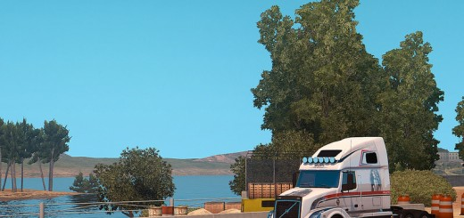 Volvo VNL 670 for ATS