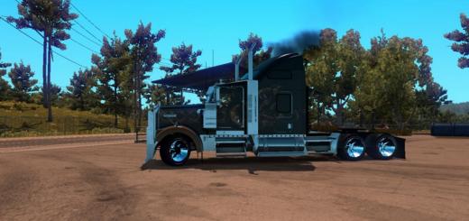 Exhaust Smoke & Al Traffic2