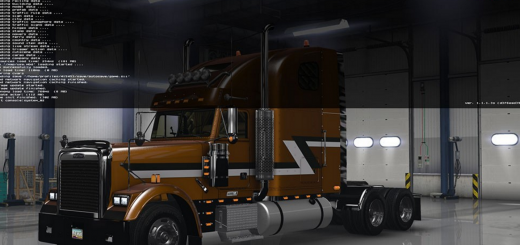 Freightliner Classic Fixed & Edited by Solaris36 3