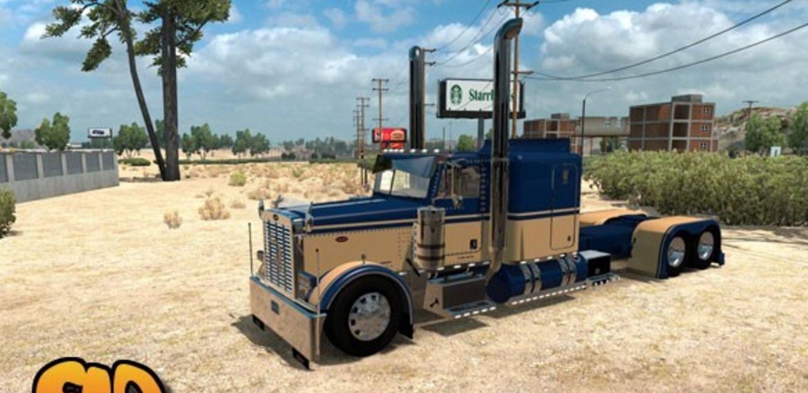 Peterbilt 389 Custom 6 Skin peterbilt 389 custom 6 skin american truck simulator mod ats mod 2015 peterbilt 389 wiring schematic at creativeand.co
