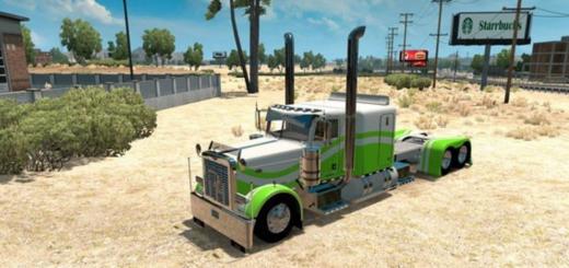Peterbilt 389 Custom 7 Skin