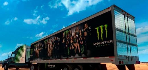 Trailer Monster Energy 3