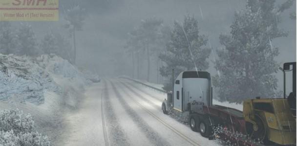 Winter Mod v 1.0 1